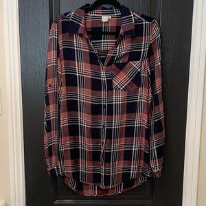 Twik Plaid Shirt